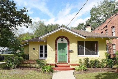 Jacksonville, FL home for sale located at 3583 Herschel St, Jacksonville, FL 32205