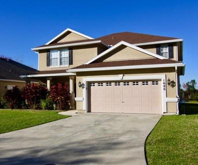 Orange Park, FL home for sale located at 1680 Wild Flower Fields Trce, Orange Park, FL 32003