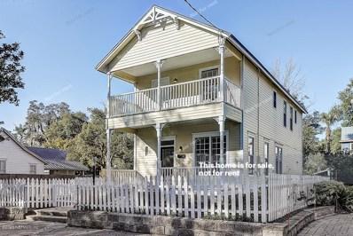 1446 Silver St, Jacksonville, FL 32206 - #: 1035194