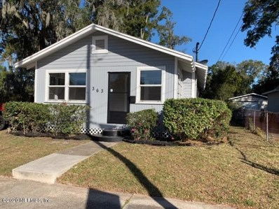 Jacksonville, FL home for sale located at 363 W 63RD St, Jacksonville, FL 32208