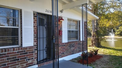 Jacksonville, FL home for sale located at 2618 W 23RD St, Jacksonville, FL 32209