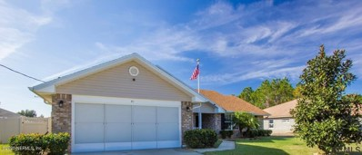 Palm Coast, FL home for sale located at 41 Buttonworth Dr, Palm Coast, FL 32137