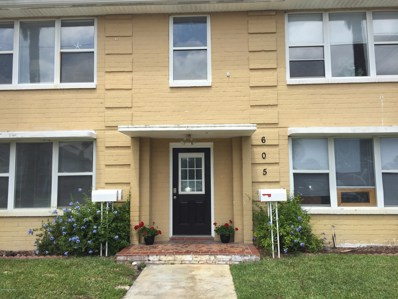 Jacksonville Beach, FL home for sale located at 605 2ND Ave N UNIT 2, Jacksonville Beach, FL 32250