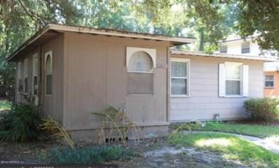 5035 Campenella Dr, Jacksonville, FL 32209 - #: 1037152