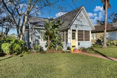 32 E Park Ave, St Augustine, FL 32084 - #: 1037396