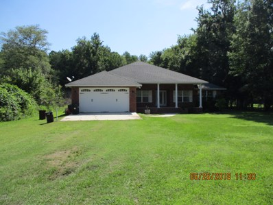 Starke, FL home for sale located at 9715 SW 136TH St, Starke, FL 32091