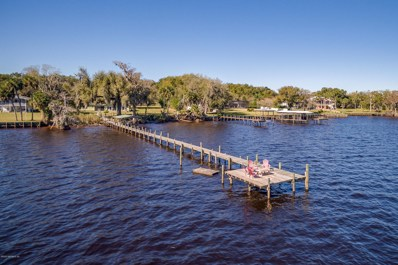 Crescent City, FL home for sale located at 640 Old Hwy 17, Crescent City, FL 32112