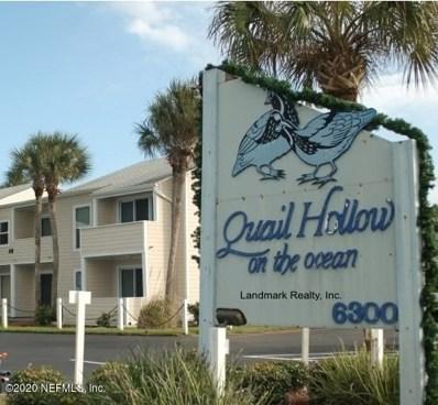 St Augustine Beach, FL home for sale located at 6300 A1A S UNIT B5-2U, St Augustine Beach, FL 32080