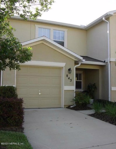 St Johns, FL home for sale located at 843 Black Cherry Dr S, St Johns, FL 32259