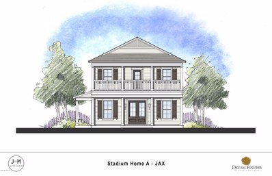 St Augustine, FL home for sale located at 1235 Trailmark Dr, St Augustine, FL 32092