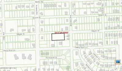 Jacksonville, FL home for sale located at  0 Maple St, Jacksonville, FL 32244