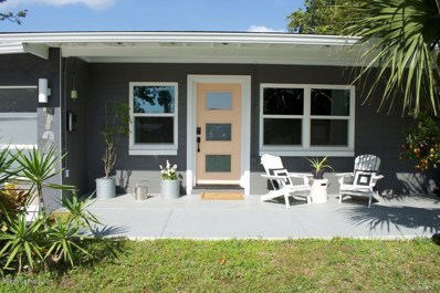 Jacksonville Beach, FL home for sale located at 728 Palm Tree Rd, Jacksonville Beach, FL 32250