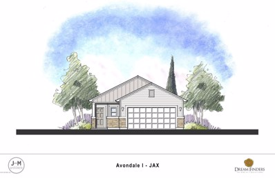 St Augustine, FL home for sale located at 257 Ferndale Way Ave, St Augustine, FL 32092