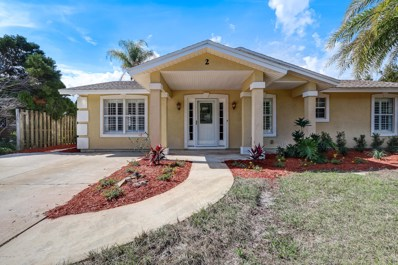 St Augustine, FL home for sale located at 2 Atlantic Oaks Cir, St Augustine, FL 32080