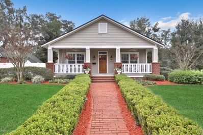 Jacksonville, FL home for sale located at 1642 Canterbury St, Jacksonville, FL 32205