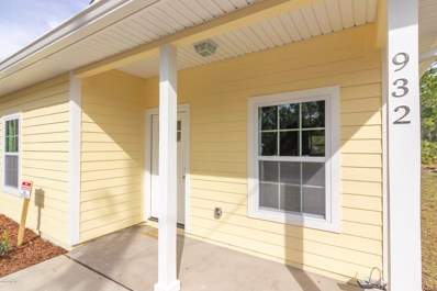 St Augustine, FL home for sale located at 932 Puryear St, St Augustine, FL 32084