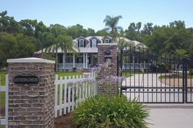 St Augustine, FL home for sale located at 10650 County Rd 13 N, St Augustine, FL 32092