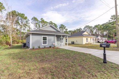 St Augustine, FL home for sale located at 940 Puryear St, St Augustine, FL 32084