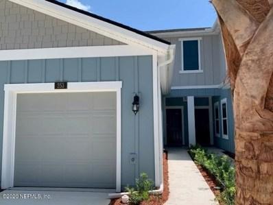 253 Aralia Ln, Jacksonville, FL 32216 - #: 1040096