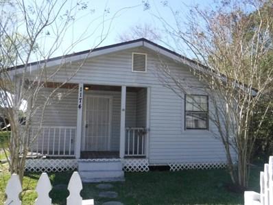 Jacksonville, FL home for sale located at 1174 Orton St, Jacksonville, FL 32205