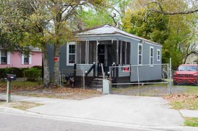 2113 W 40TH St, Jacksonville, FL 32209 - #: 1041473