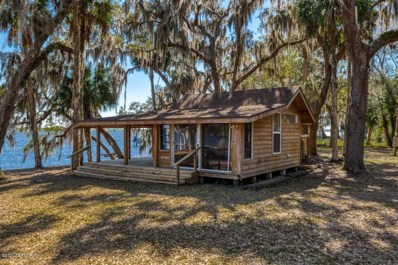 Palatka, FL home for sale located at 108 Fish Creek Trl, Palatka, FL 32177