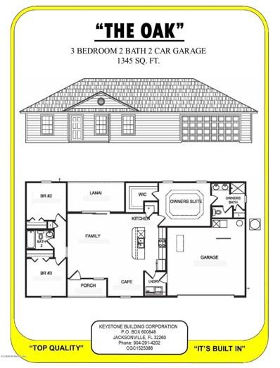 2529 Myrtle St, Middleburg, FL 32068 - #: 1043437