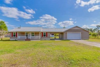 Hilliard, FL home for sale located at 27193 W 14TH Ave, Hilliard, FL 32046