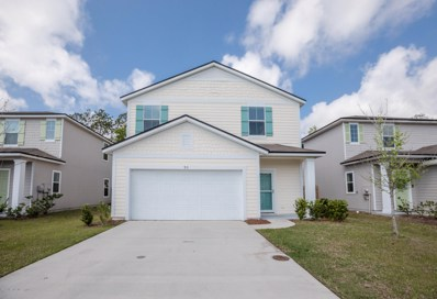 St Augustine, FL home for sale located at 90 Ashby Landing Way, St Augustine, FL 32086