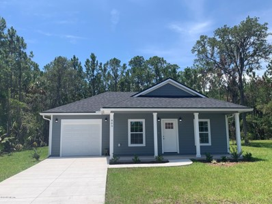 St Augustine, FL home for sale located at 803 Avery St, St Augustine, FL 32084