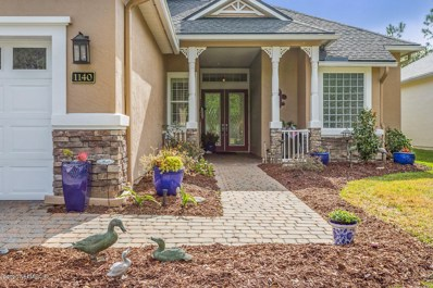 St Augustine, FL home for sale located at 1140 Inverness Dr, St Augustine, FL 32092