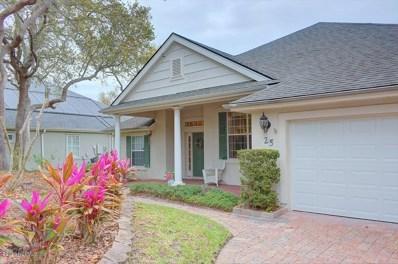 25 Magnolia Dunes Cir, St Augustine, FL 32080 - #: 1047858