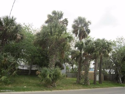 St Augustine, FL home for sale located at 0 Riberia St, St Augustine, FL 32084