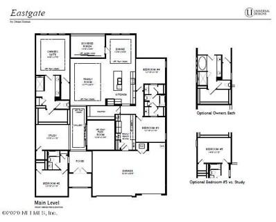 3914 Spyglass Hill Ln, Middleburg, FL 32068 - #: 1050779