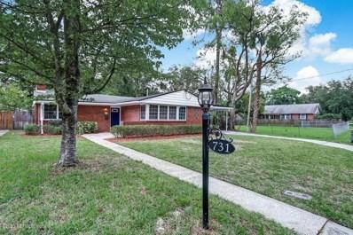 731 S Shores Rd, Jacksonville, FL 32207 - #: 1050922