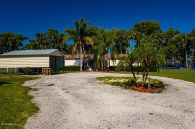 Georgetown, FL home for sale located at 208 Lake George Point Dr, Georgetown, FL 32139