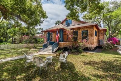 290 St George St, St Augustine, FL 32084 - #: 1052889