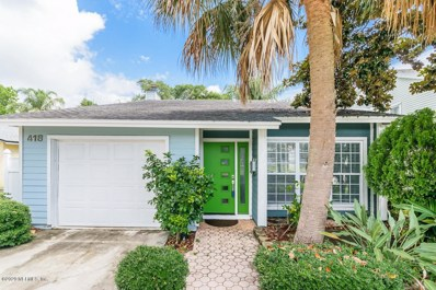 Neptune Beach, FL home for sale located at 418 Seagate Ave, Neptune Beach, FL 32266