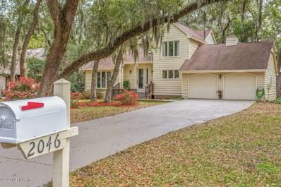 2046 Oak Marsh Dr, Fernandina Beach, FL 32034 - #: 1053929