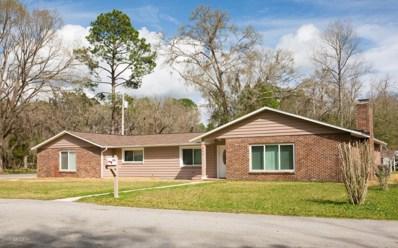 842 Parker St, Starke, FL 32091 - #: 1053989