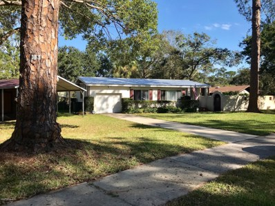 St Augustine, FL home for sale located at 383 Tirana Ave, St Augustine, FL 32084