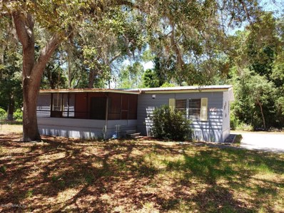 Georgetown, FL home for sale located at 116 Plumosa Dr, Georgetown, FL 32139