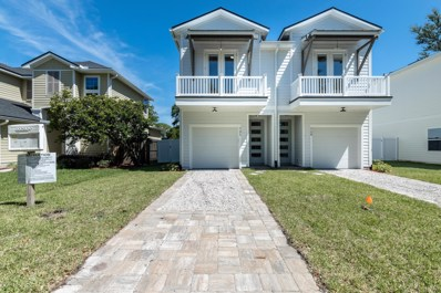 Jacksonville Beach, FL home for sale located at 722 11TH Ave S, Jacksonville Beach, FL 32250