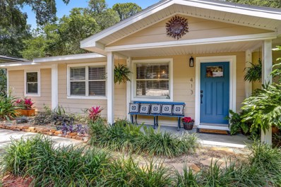 Fernandina Beach, FL home for sale located at 413 Stanley Dr, Fernandina Beach, FL 32034