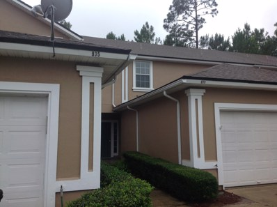St Augustine, FL home for sale located at 935 Scrub Jay Dr, St Augustine, FL 32092