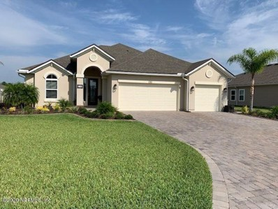 St Augustine, FL home for sale located at 78 Vivian James Dr, St Augustine, FL 32092