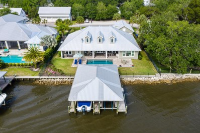 Ponte Vedra Beach, FL home for sale located at 547 Canal Rd, Ponte Vedra Beach, FL 32082