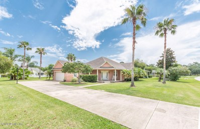 St Augustine, FL home for sale located at 285 Moses Creek Blvd, St Augustine, FL 32086