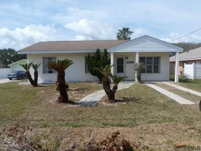 Flagler Beach, FL home for sale located at 2320 S Daytona Ave, Flagler Beach, FL 32136