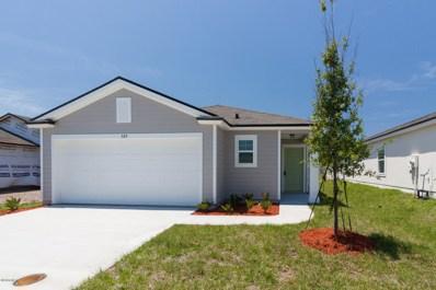 525 Ashby Landing Way, St Augustine, FL 32086 - #: 1057916